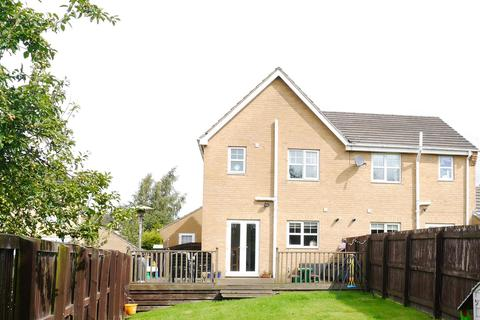 3 bedroom semi-detached house for sale - Alred Court, Bierley, BD4 6AQ