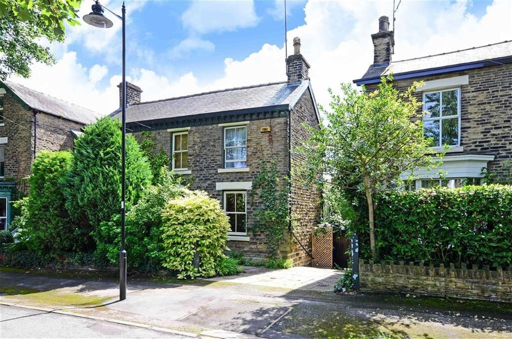 4 Bedrooms Detached House for sale in Holly Villa, 57, Crescent Road, Nether Edge, Sheffield, S7