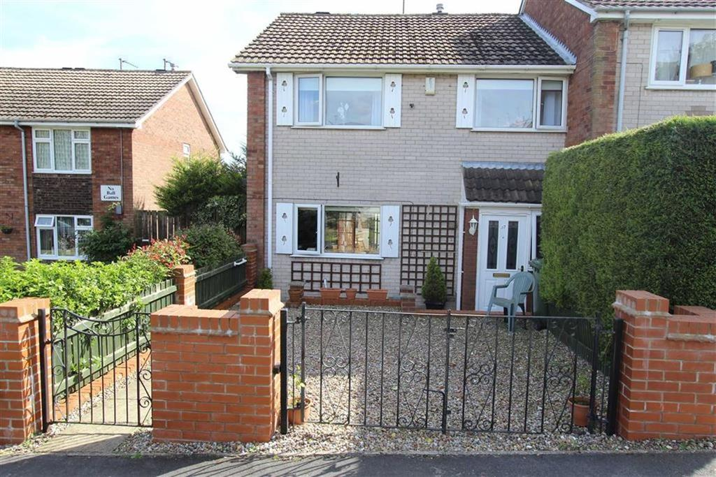 3 Bedrooms End Of Terrace House for sale in Burstall Hill, Bridlington, YO16