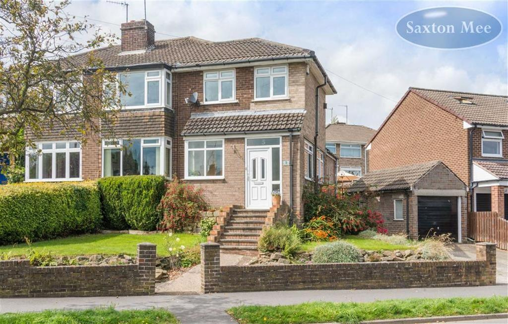 3 Bedrooms Semi Detached House for sale in Marchwood Road, Stannington, Sheffield, S6