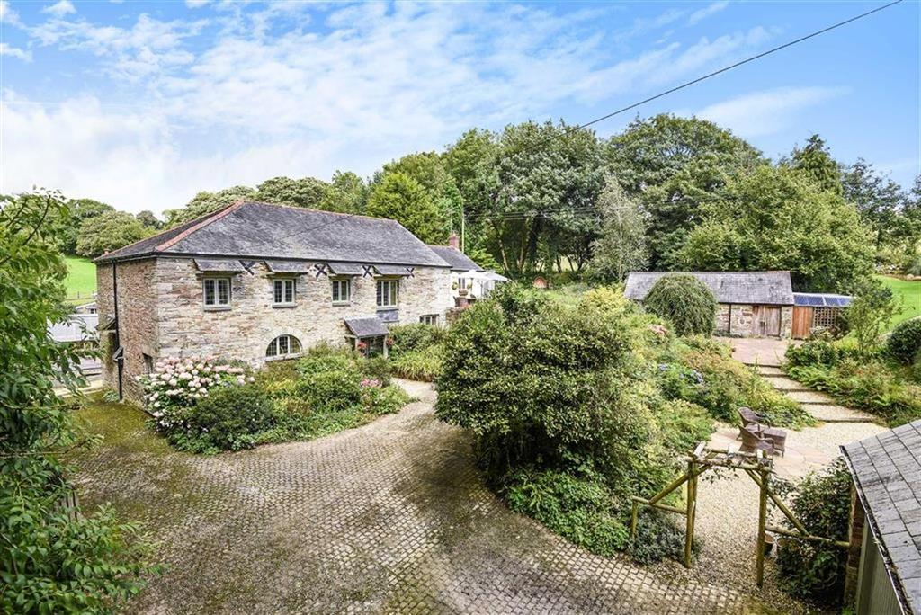 4 Bedrooms Detached House for sale in Two Waters Foot, Liskeard, Cornwall, PL14