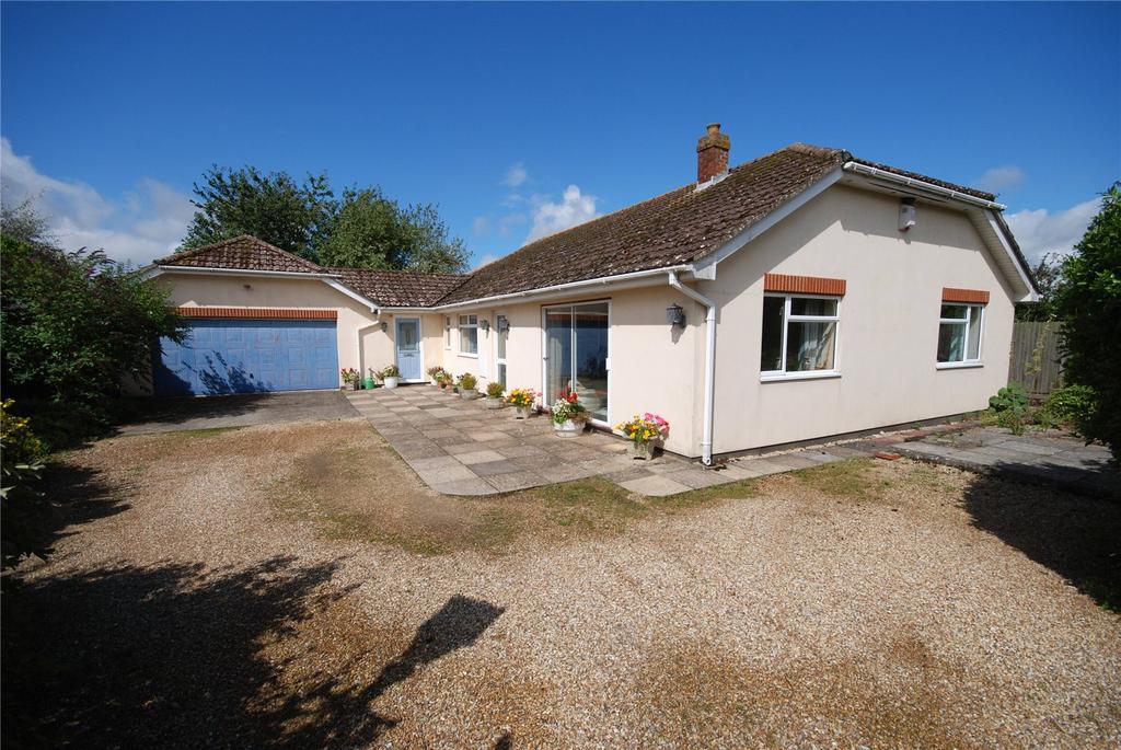 3 Bedrooms Detached House for sale in Nunton Drove, Nunton, Salisbury, Wiltshire, SP5