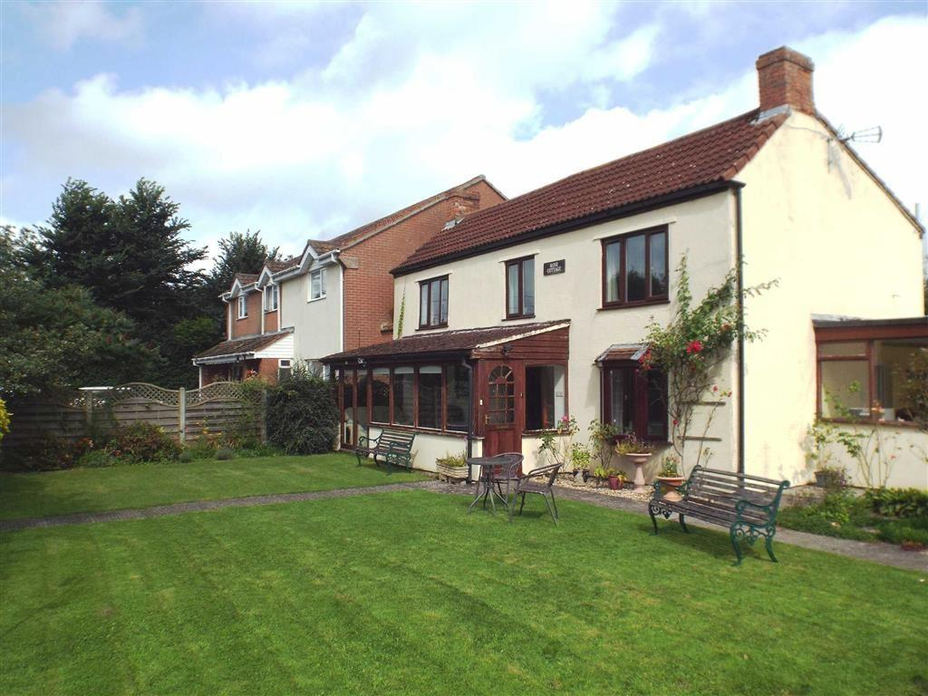 4 Bedrooms Cottage House for sale in Withy Road, West Huntspill