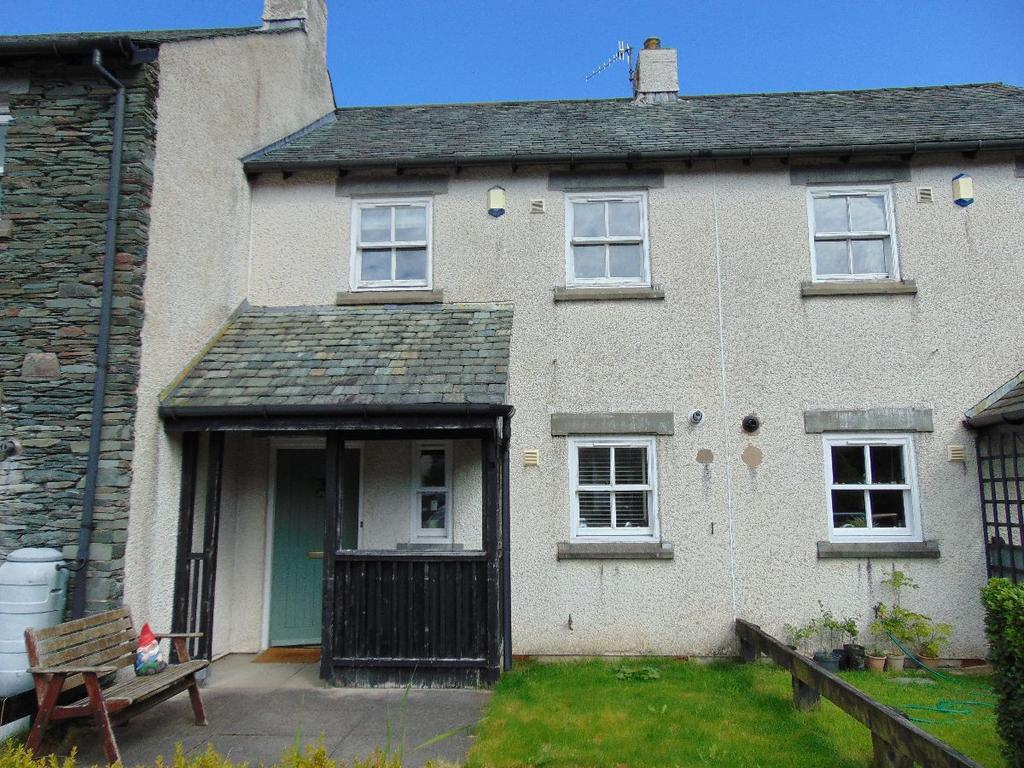 2 Bedrooms Terraced House for sale in 13 Ashcroft Close, Braithwaite, Keswick, CA12 5TB