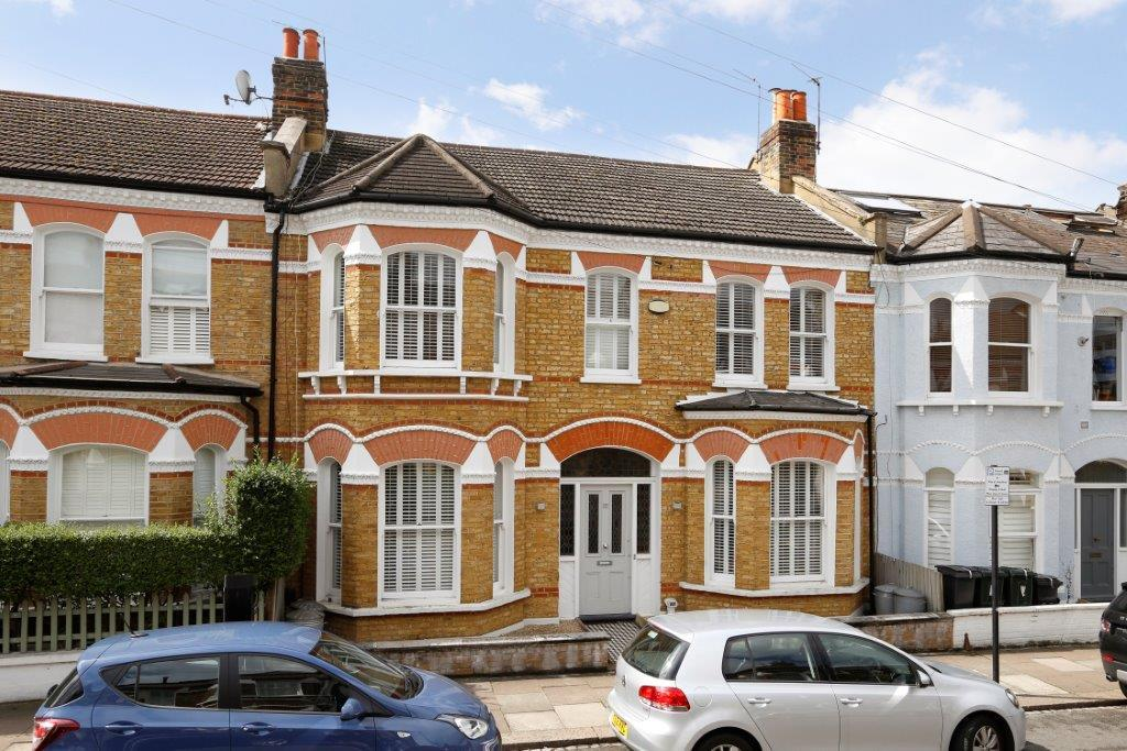 5 Bedrooms Terraced House for sale in Dafforne Road, London SW17