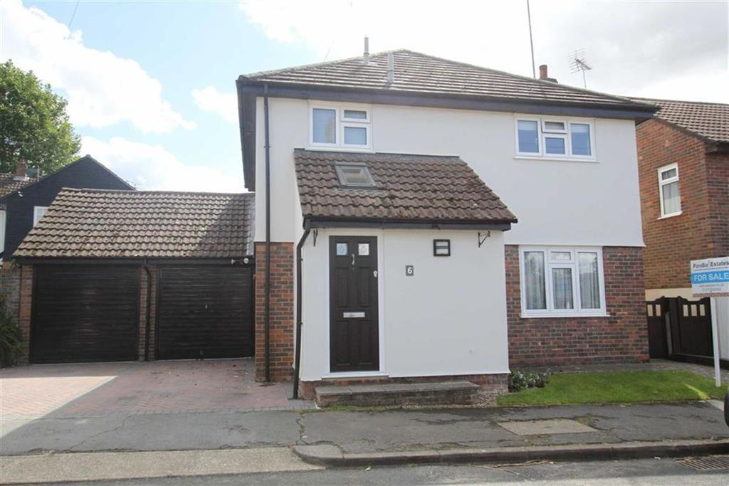 4 Bedrooms Detached House for sale in Belgrave Road, Billericay