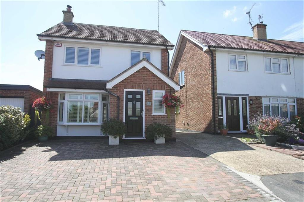 3 Bedrooms Detached House for sale in 1 Newlands Road, BILLERICAY, Billericay