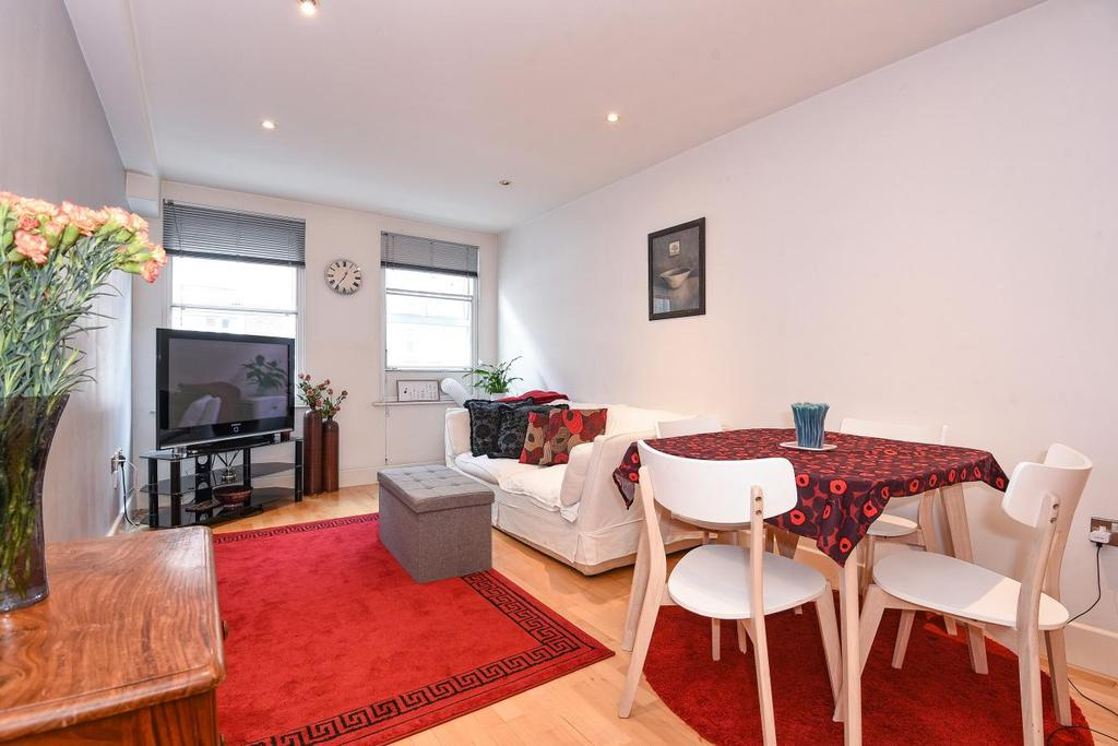 1 Bedroom Flat for sale in Fulham High Street, Fulham