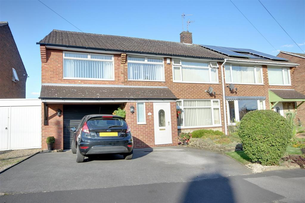 4 Bedrooms Semi Detached House for sale in Kerry Pit Way, Kirk Ella, Hull