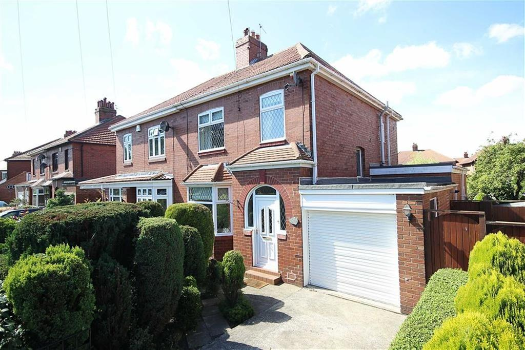 3 Bedrooms Semi Detached House for sale in King George Road, South Shields, Tyne And Wear