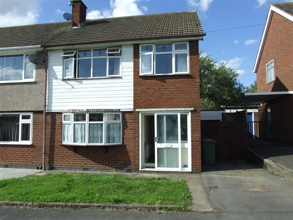3 Bedrooms Semi Detached House for sale in Mount Pleasant Road, Bedworth