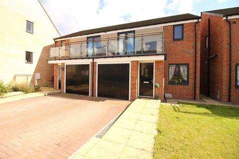 3 bedroom semi-detached house for sale - Lynemouth Way, Newcastle Upon Tyne