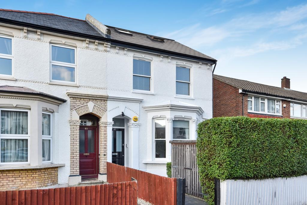 3 Bedrooms Flat for sale in Houston Road Forest Hill SE23