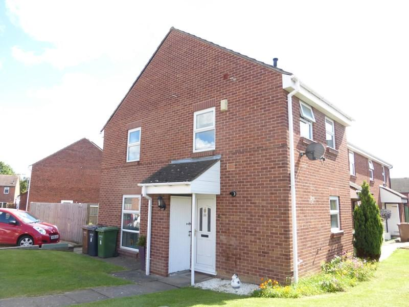 2 Bedrooms Semi Detached House for sale in Ash Grove, Evesham