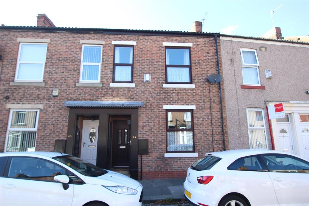 3 Bedrooms Terraced House for sale in St Johns Crescent, Darlington