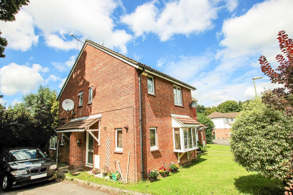 2 Bedrooms End Of Terrace House for sale in West End, Southampton