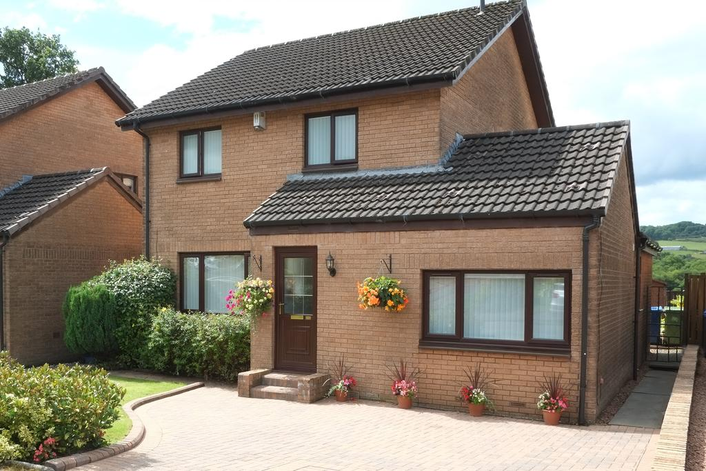 5 Bedrooms Detached House for sale in DILLICHIP CLOSE, BONHILL, ALEXANDRIA G83