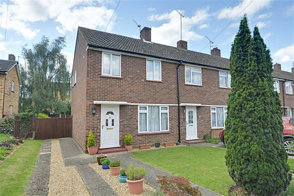 2 Bedrooms End Of Terrace House for sale in Norwood Close, Hertford, Herts, SG14