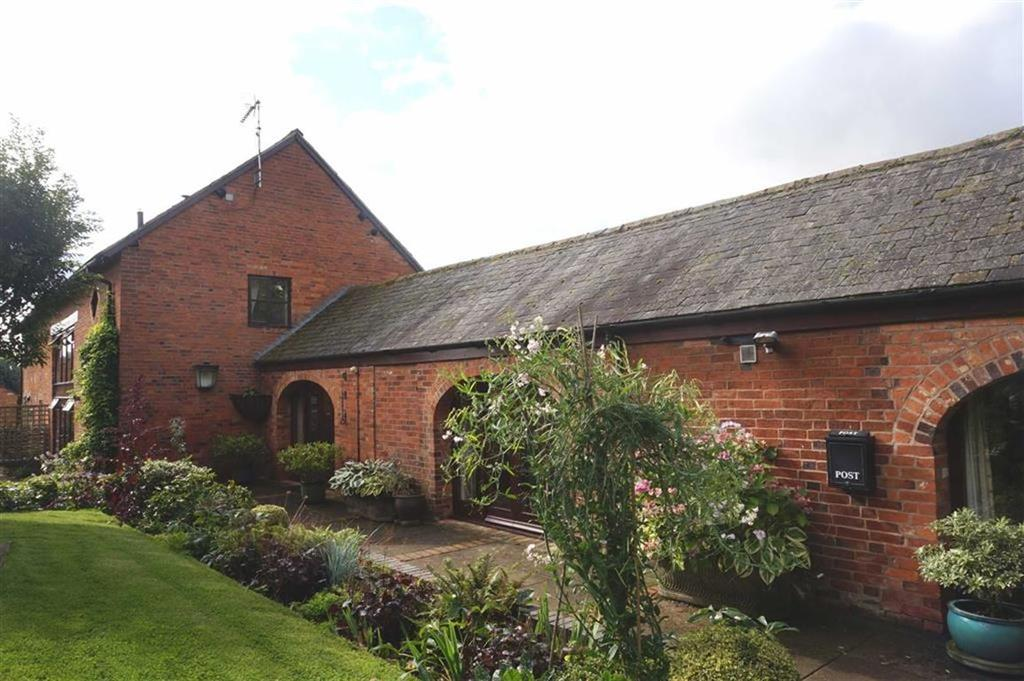 3 Bedrooms Barn Conversion Character Property for sale in The Green, Lubenham, Lubenham Market Harborough, Leicestershire