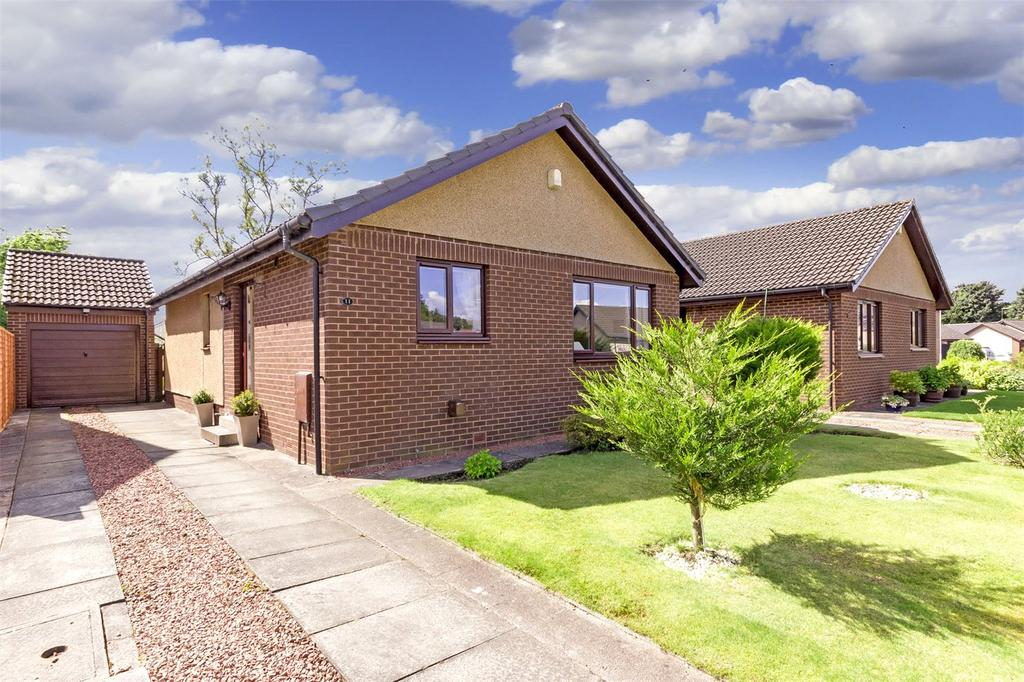 2 Bedrooms Detached Bungalow for sale in 11 Michael McParland Drive, Torrance, Glasgow, G64