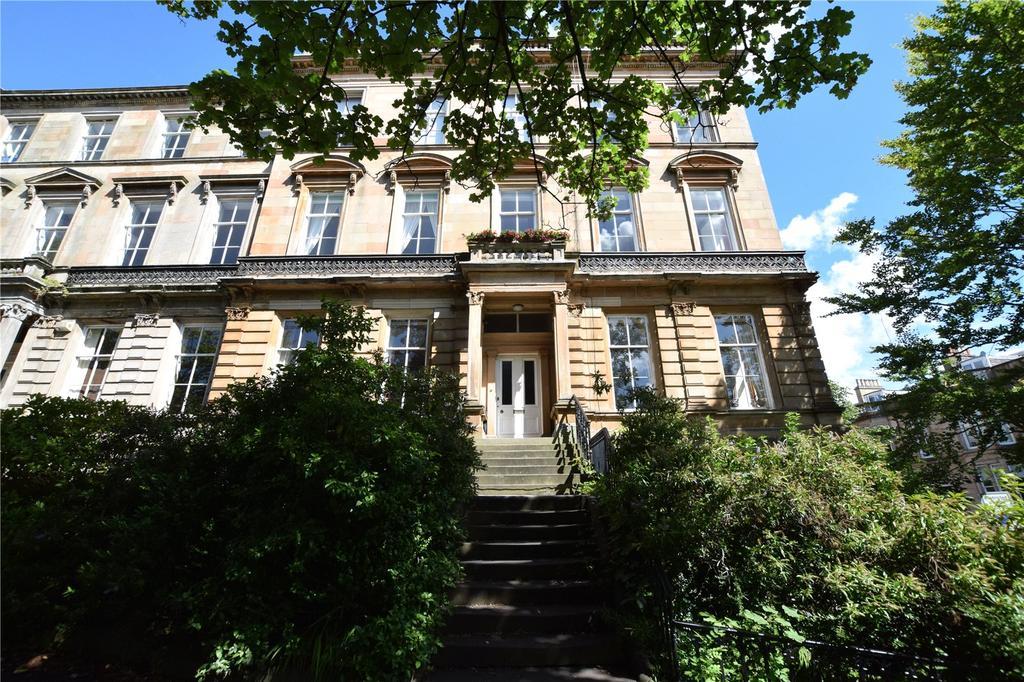 3 Bedrooms Apartment Flat for sale in Main Door, Ruskin Terrace, Botanics, Glasgow