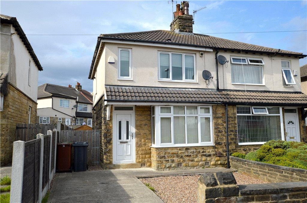 2 Bedrooms Semi Detached House for sale in Calverley Moor Avenue, Pudsey, West Yorkshire