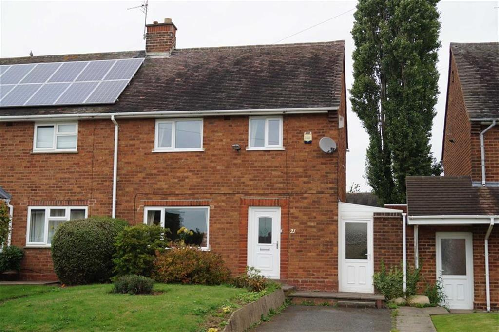 2 Bedrooms Terraced House for sale in Slade Road, Fordhouses, Wolverhampton