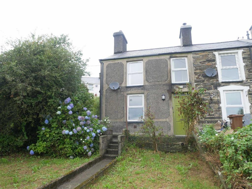 2 Bedrooms End Of Terrace House for sale in Blaenddol Terrace, Penrhyndeudraeth