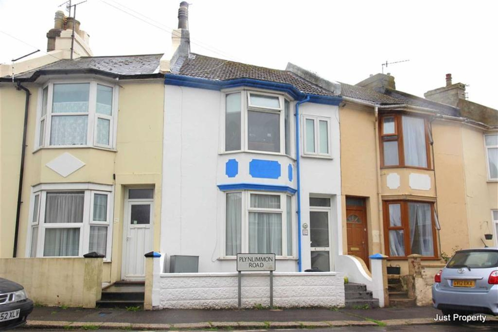 2 Bedrooms Terraced House for sale in Plynlimmon Road, Hastings