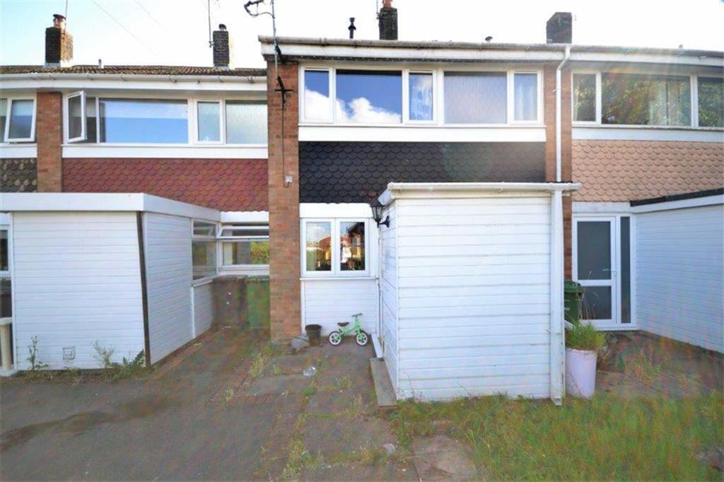 3 Bedrooms Terraced House for sale in Birkdale Close, Whitestone, Nuneaton