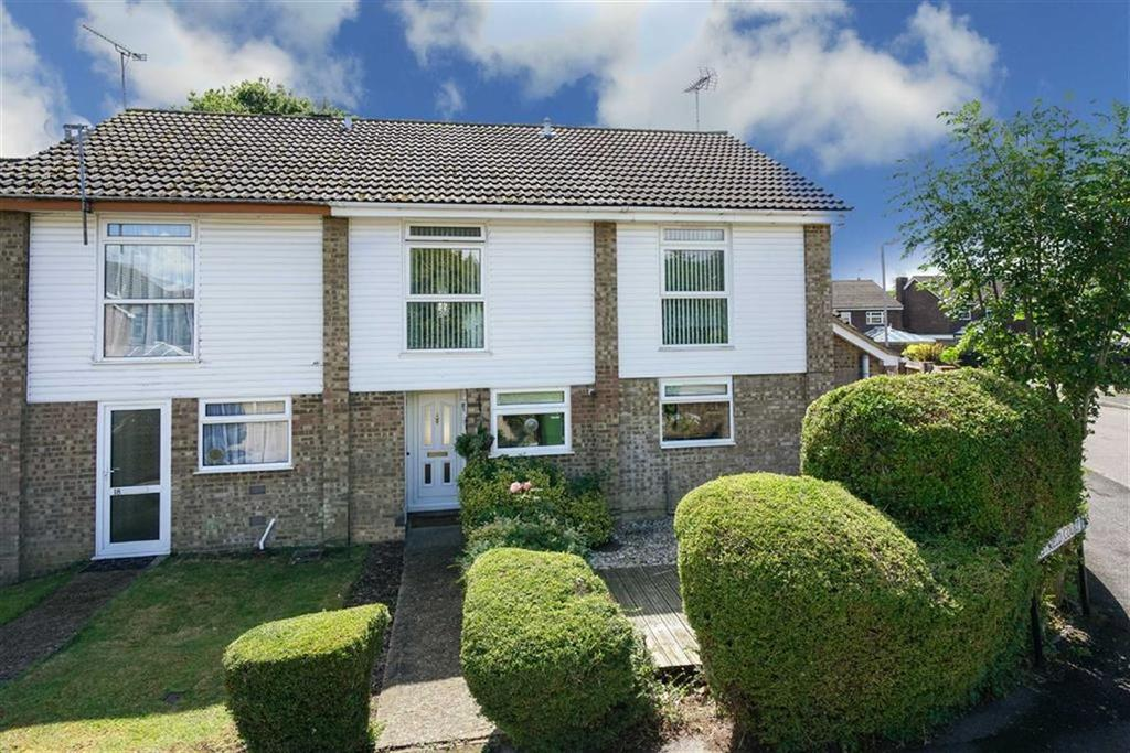 4 Bedrooms End Of Terrace House for sale in Eastfield Court, St Albans, Hertfordshire
