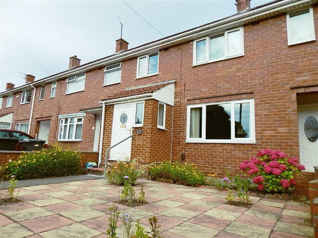 3 Bedrooms Terraced House for sale in Churchill Street, Howdon, Wallsend, NE28