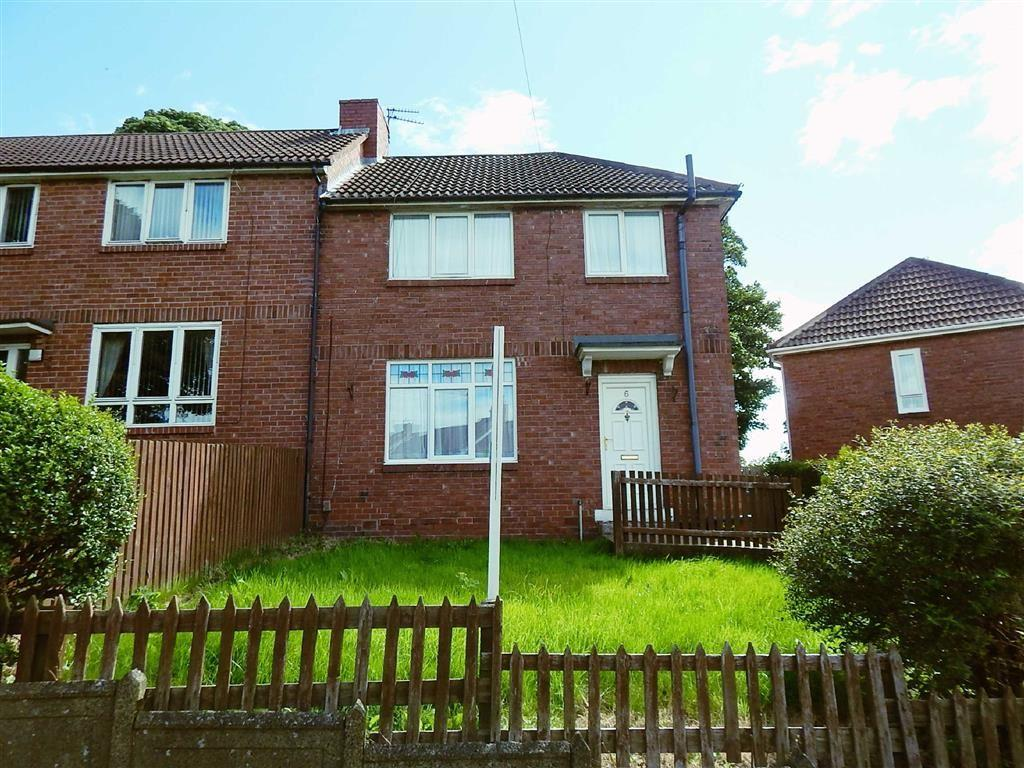 3 Bedrooms Terraced House for sale in Adair Avenue, Pendower Estate, Newcastle Upon Tyne, NE15