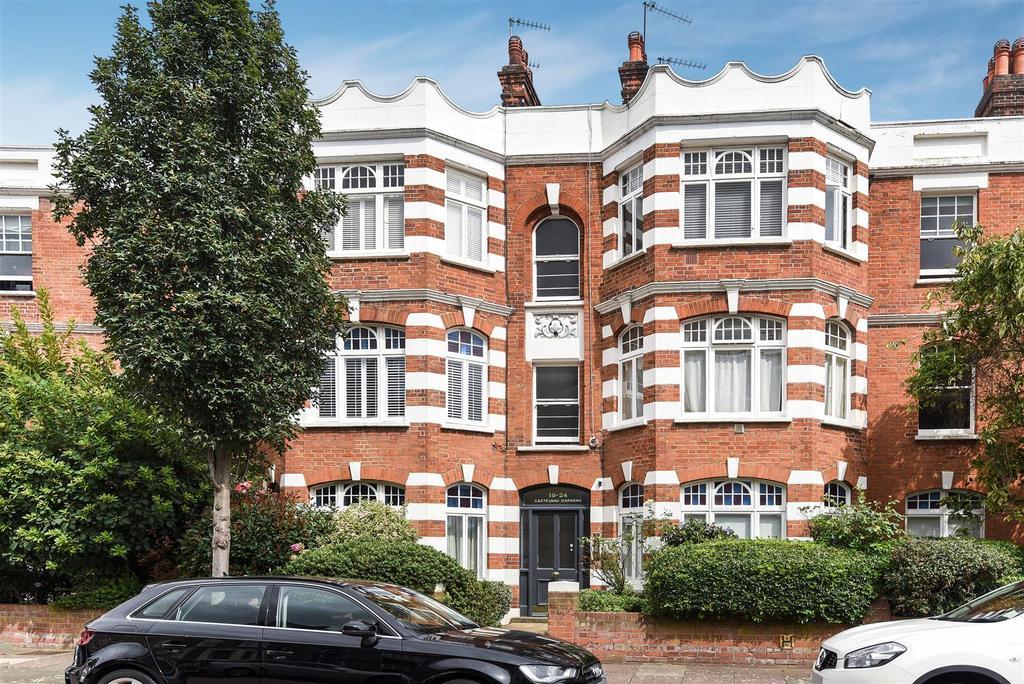 2 Bedrooms Flat for sale in Arundel Terrace