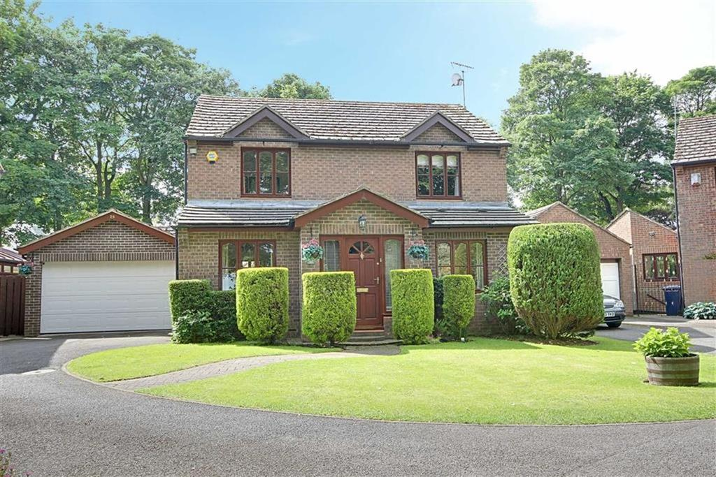 4 Bedrooms Detached House for sale in Parkshiel, South Shields, Tyne And Wear