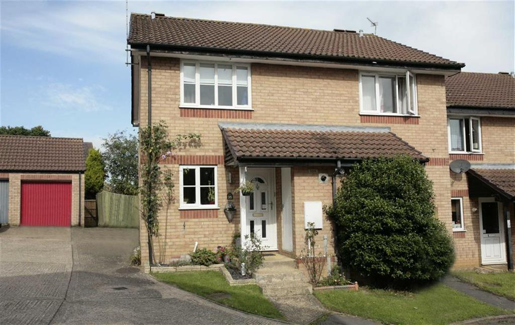 2 Bedrooms End Of Terrace House for sale in Troika Close, Banbury