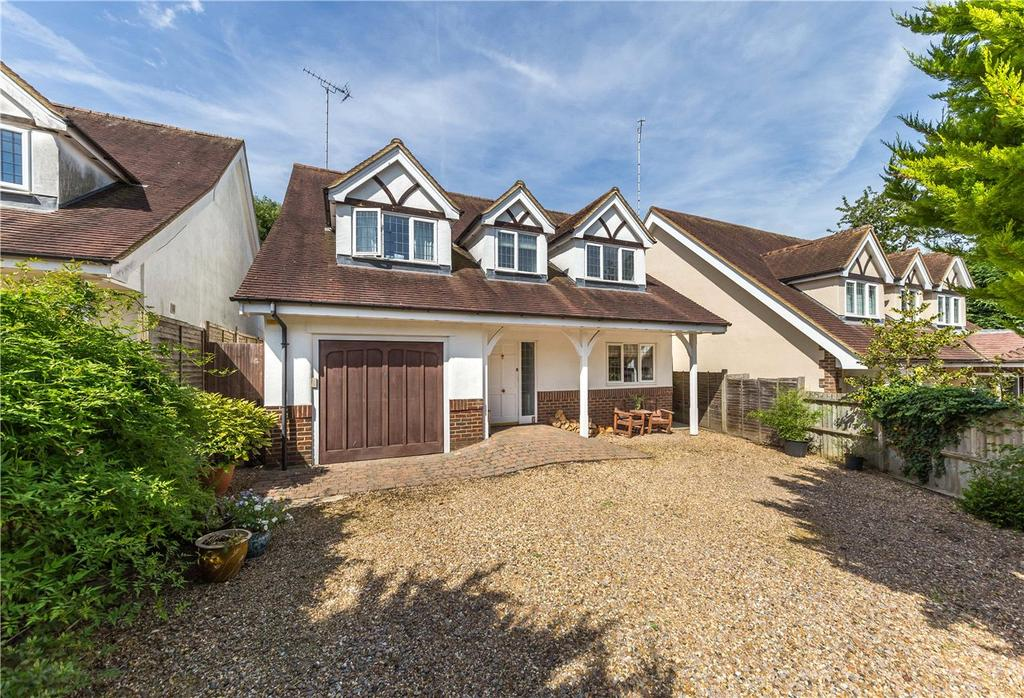4 Bedrooms Detached House for sale in Handley Gate, Bricket Wood, St. Albans, Hertfordshire