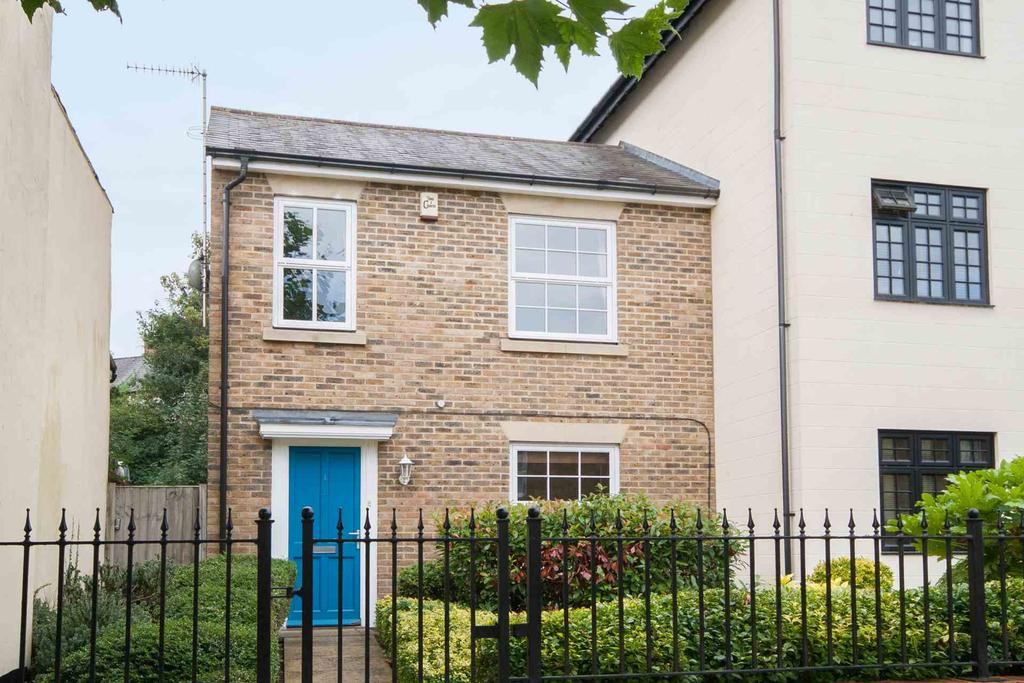 1 Bedroom Apartment Flat for sale in Callaghan Court, Berkhamsted