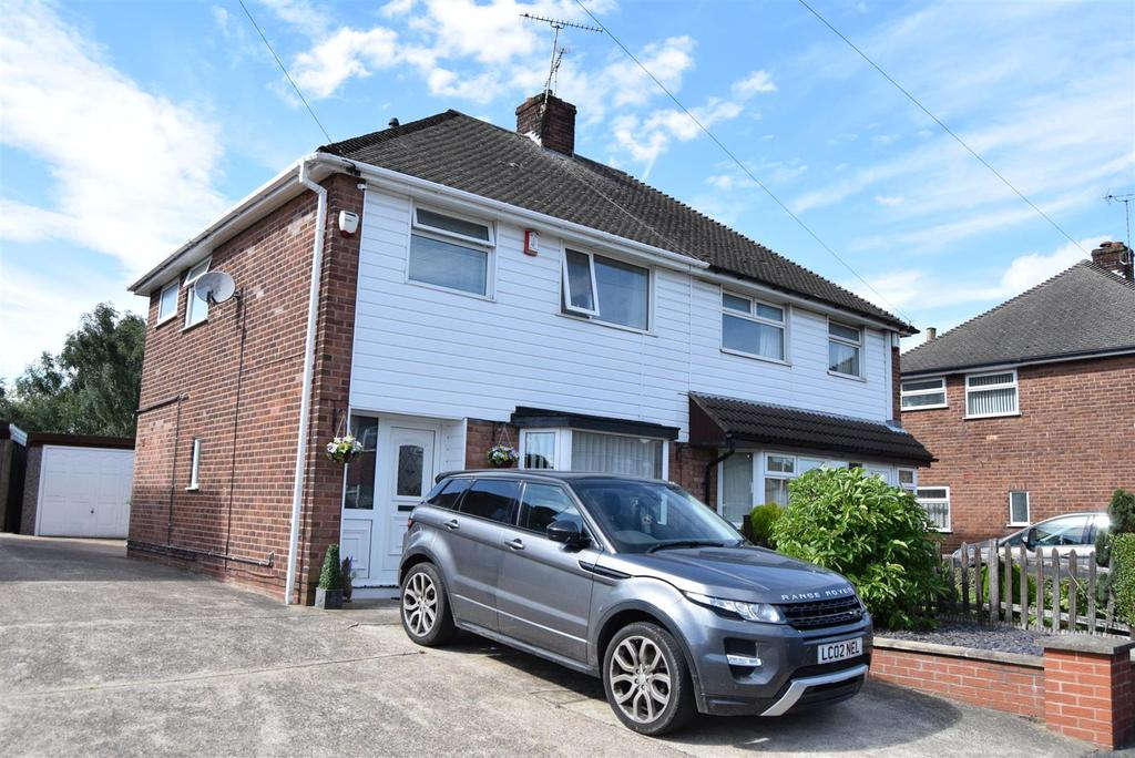 3 Bedrooms Semi Detached House for sale in Roman Bank, Mansfield Woodhouse