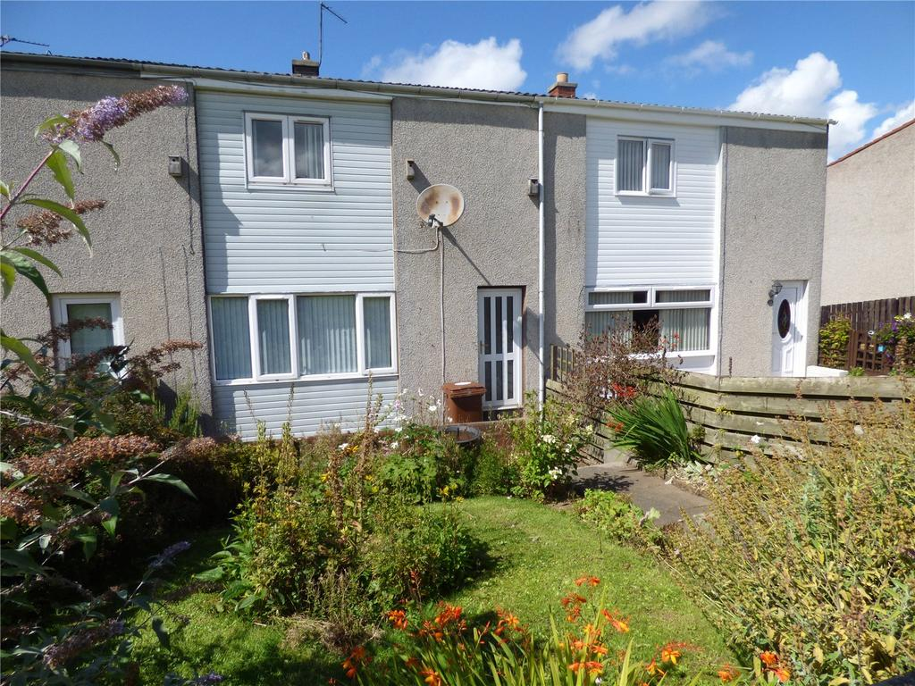 2 Bedrooms Terraced House for sale in 10 Cherry Lane, Mayfield, Dalkeith, EH22