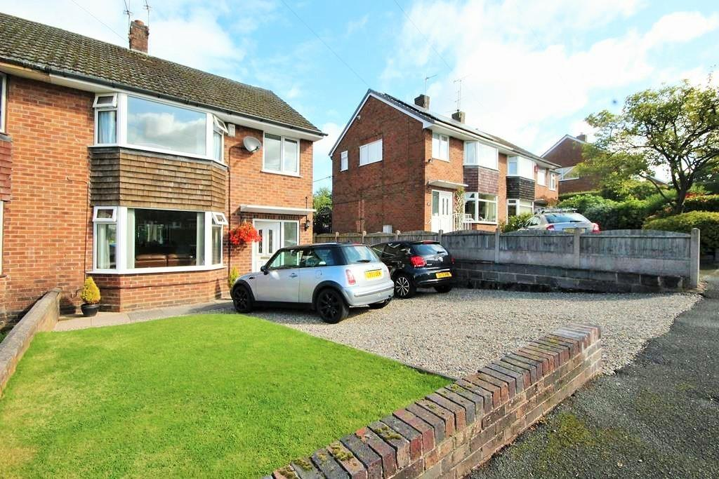 3 Bedrooms Semi Detached House for sale in Portland Drive, Forsbook