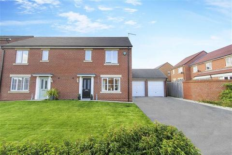3 bedroom semi-detached house for sale - Ridley Gardens, Earsdon View, Tyne And Wear