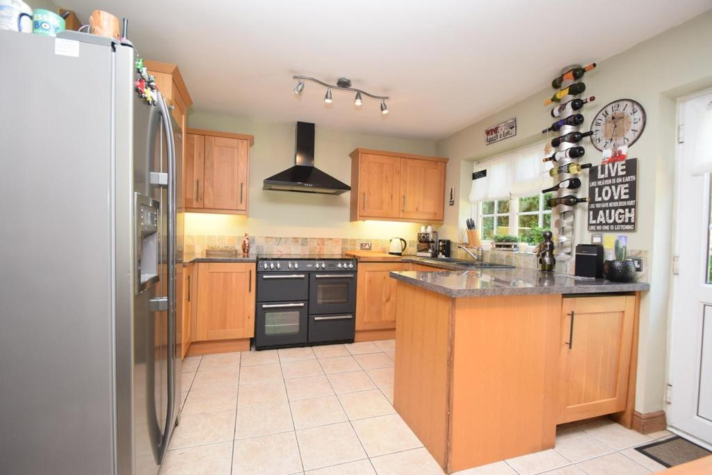 4 Bedrooms End Of Terrace House for sale in Juniper Crescent, Witham, Essex, CM8