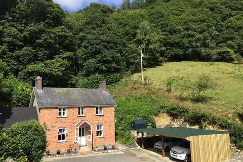 3 bedroom property with land for sale - Neinfa, Llawryglyn, Caersws, Powys, SY17
