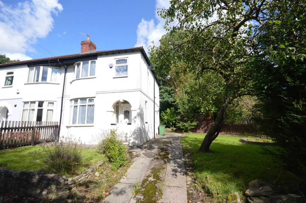 3 Bedrooms Semi Detached House for sale in The Crescent, Bredbury