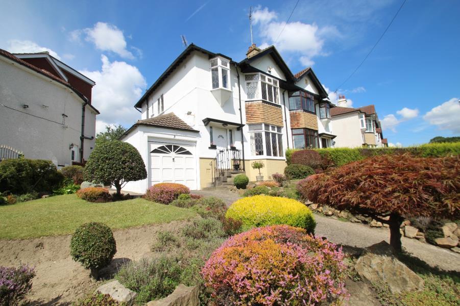 3 Bedrooms Semi Detached House for sale in ALLERTON GRANGE WAY, LEEDS, LS17 6LP