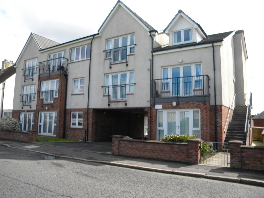 1 Bedroom Ground Flat for sale in St Ninians Road, Prestwick KA9