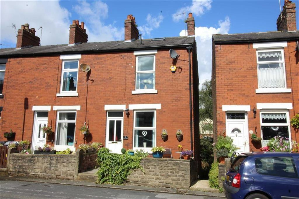 2 Bedrooms End Of Terrace House for sale in Meadow Lane, Disley, Stockport, Cheshire