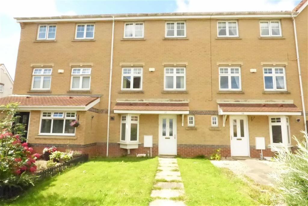 4 Bedrooms Terraced House for sale in Newington Drive, North Shields