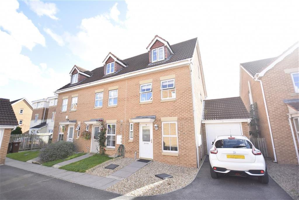 3 Bedrooms Town House for sale in Twill Close, Wakefield, WF2